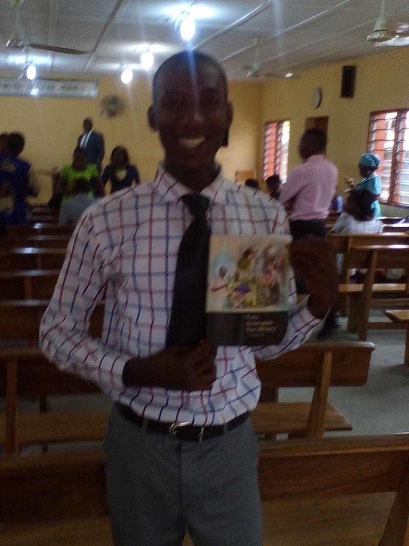 Bibledan